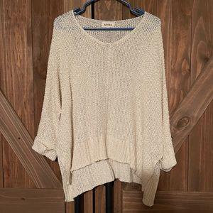 Lightweight Sweater tunic top